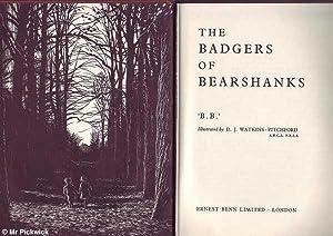 The Badgers of Bearshanks: B.B.