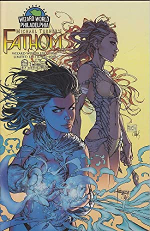 Fathom: Poseidon Shrugged: Krul & Turner,
