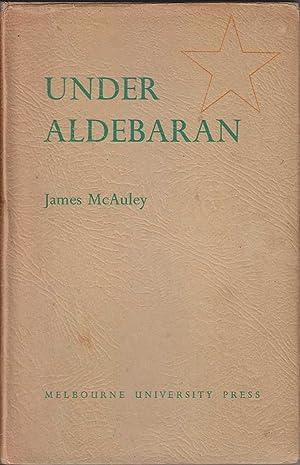 Under Aldebaran: McAuley, James