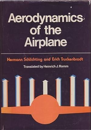 Aerodynamics of the Airplane: Schlichting, Truckenbrodt & Ramm (trans.), Hermann / Erich / Heinrich