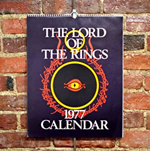 The Lord of the Rings Calendar -: J.R.R. Tolkien