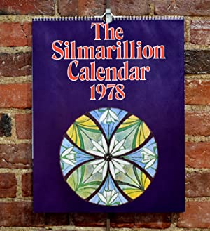 The Silmarillion Calendar - 1978: J.R.R. Tolkien