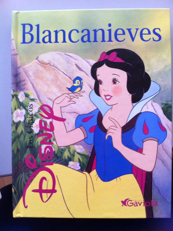 LOS CLASICOS DISNEY: Blancanieves.: Walt Disney