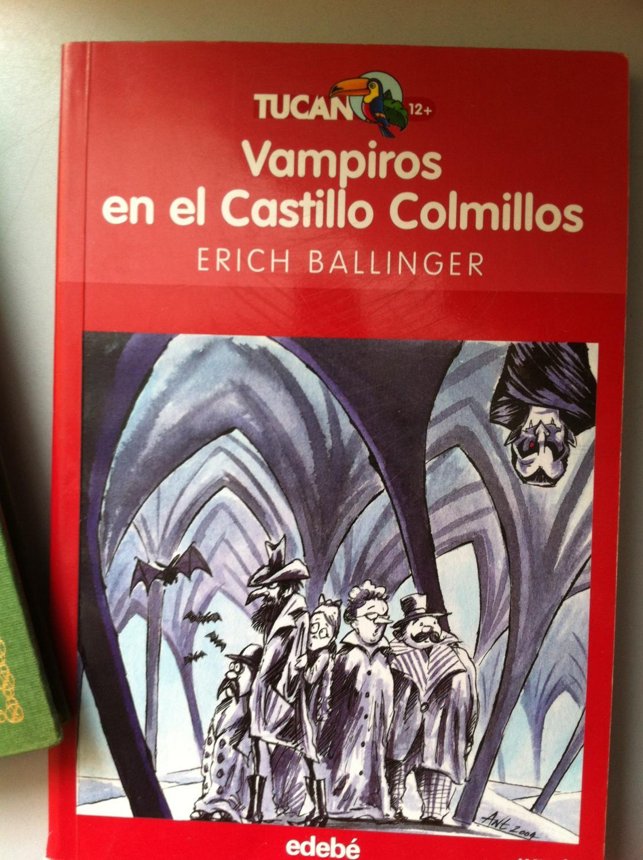 Vampiros en el castillo Colmillos (TUCAN ROJO, Band 6)