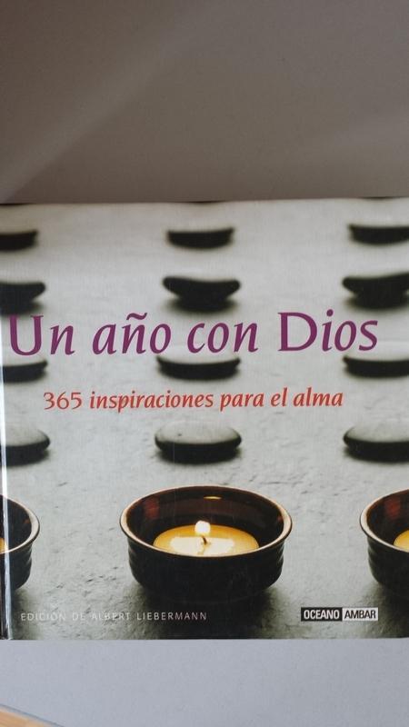 UN AÑO CON DIOS: 365 inspiraciones para el alma - Albert Liebermann (ed.)