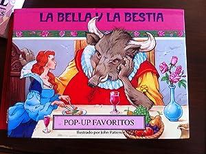 LA BELLA Y LA BESTIA: POP-UP FAVORITOS