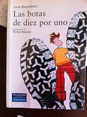 Las botas de diez por uno: Lucía Baquedano
