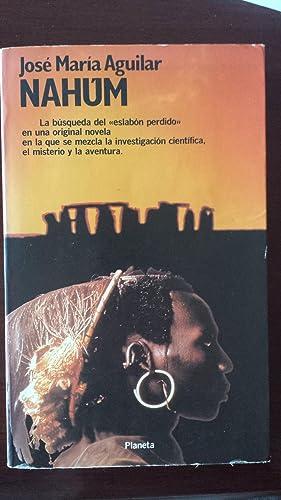 NAHUM: José María Aguilar