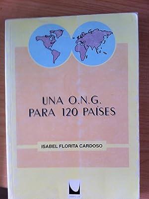 UNA ONG PARA 120 PAÍSES: ISABEL FLORITA CARDOSO