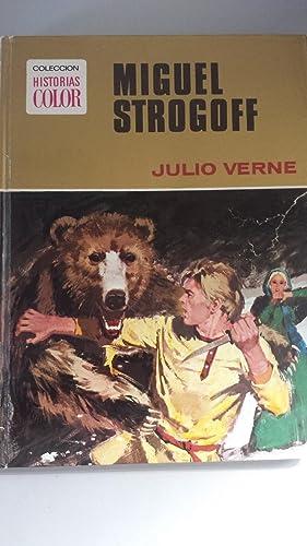 Miguel Strogoff (Historias Color 6): Verne, Julio