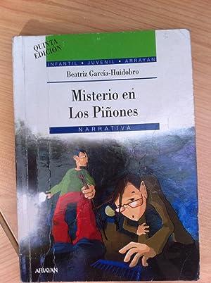 MISTERIO EN LOS PIÑONES: GARCÍA-HUIDOBRO, BEATRIZ