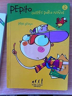 Pepito - Chistes Para Niños 2: PEPE, PELAYO