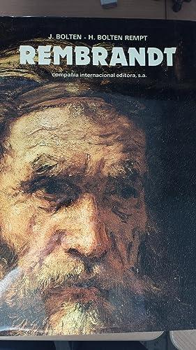 Rembrandt: Bolten, Jaap y