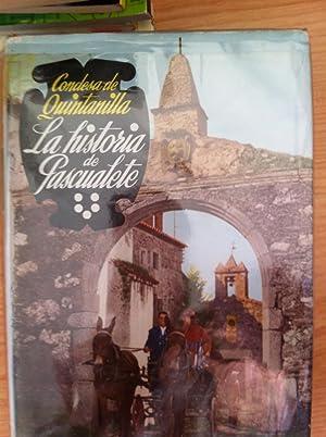 La Historia De Pascualete: CONDESA DE QUINTANILLA