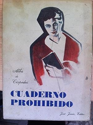 Cuaderno Prohibido: CÉSPEDES, Alba de