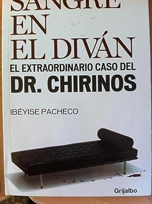 Sangre en el Diván. El Extraordinario Caso: Ibeyise Pacheco
