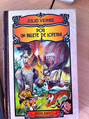 Por un Billete de Lotería: Julio Verne