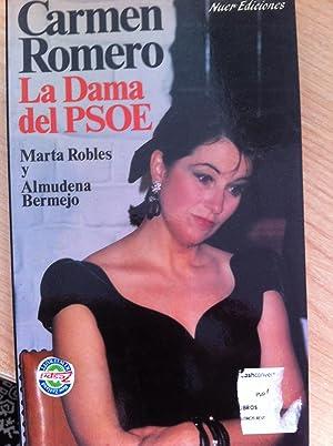 CARMEN ROMERO. LA DAMA DEL PSOE: MARTA ROBLES, ALMUDENA BERMEJO