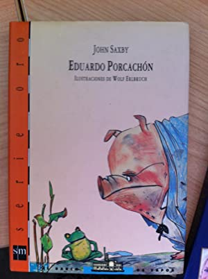 Eduardo Porcachón: John Saxby