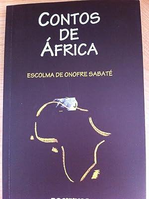 Contos de África: ONOFRE SABATÉ