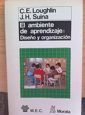 El Ambiente de Aprendizaje. Diseño y Organización: Loughlin, C.E., Suina,