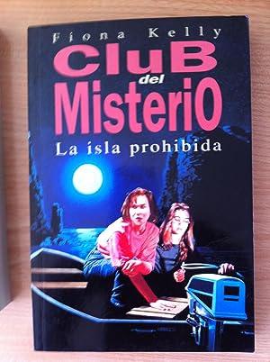 CLUB DEL MISTERIO: La Isla Prohibida: Fiona Kelly