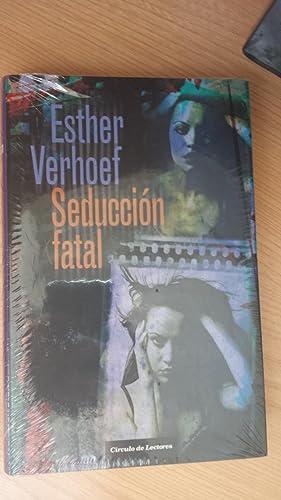 SEDUCCIÓN FATAL: Esther Verhoef