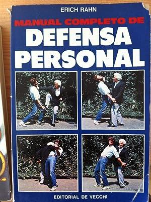 Manual Completo de Defensa Personal: Erich Rahn