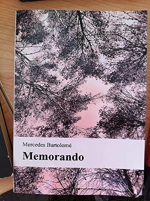 Memorando: Mercedes Bartolomé