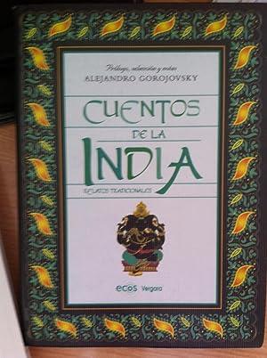 Cuentos de La India. Relatos Tradicionales: VV.AA.