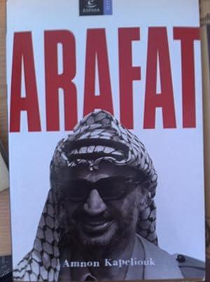 Arafat: Kapeliouk, Amnon. Prólogo