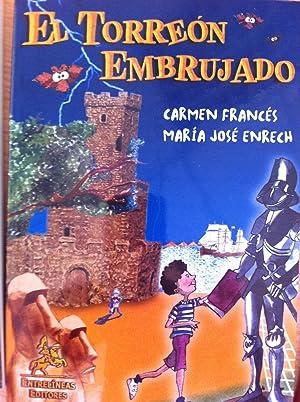 El Torreón Embrujado: Carmen Francés, María José Enrech