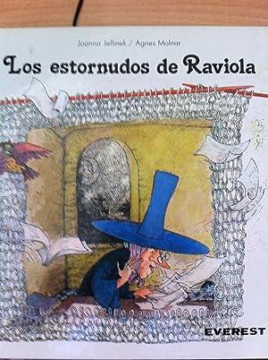 Los Estornudos de Raviola: Jellinek, Joanna, Molnar,