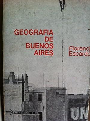 GEOGRAFÍA DE BUENOS AIRES: Escardo, Florencio
