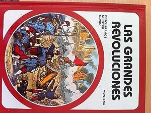 DESCUBRAMOS NUESTRO MUNDO. Las Grandes Revoluciones: VV.AA.