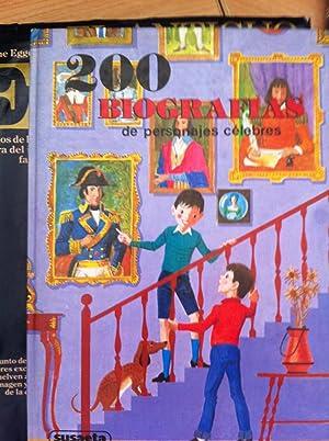 200 Biografías de Personajes Célebres: Junceda, Luis