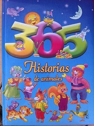 365 HISTORIAS DE ANIMALES: VV.AA. Ilustraciones: Christian Ortega