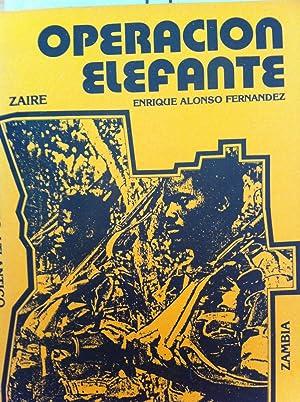 Operacion Elefante: Enrique Alonso Fernández