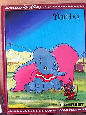 ANTOLOGÍA WALT DISNEY. DOS FAMOSAS PELÍCULAS: Dumbo / Navidad con Mickey.: WALT ...