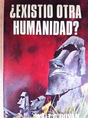 Existió otra Humanidad?: Walt G. Dovan