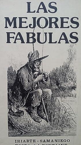 Las Mejores Fábulas: Esopo, La Fontaine,
