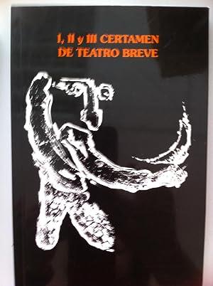 I, II y III Certamen de Teatro Breve. Torrejón de Ardoz: Querido Abuelo / Chari Se Casa...
