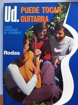 Ud. Puede Tocar Guitarra: LAURA AMENÁBAR DE