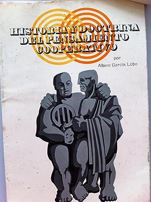 Historia y Doctrina del Pensamiento Cooperativo: Garcia Lobo, Albino
