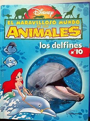 El Maravilloso mundo de los animales nº 10: Los Delfines.: Disney