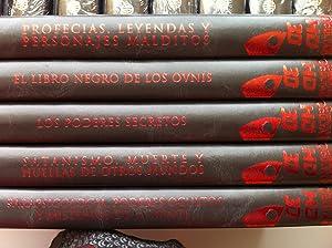 CIENCIAS OCULTAS. ENIGMAS SOBRENATURALES DE LA HUMANIDAD. HD /3D. TOMO II: EL LIBRO NEGRO DE ...