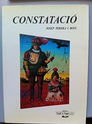 Constatació.: Josep Perera i Boix. Ilustrado por Manuel Moli i Torrelles