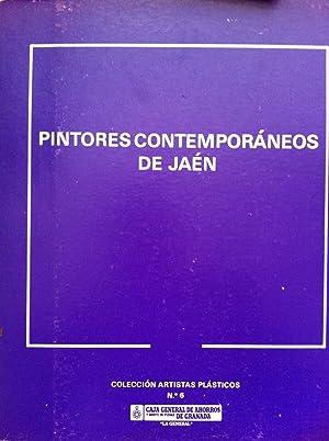 PINTORES CONTEMPORANEOS DE JAEN: MIGUEL AYALA MONTORO / ANDRES BARAJAS / FRANCISCO ...
