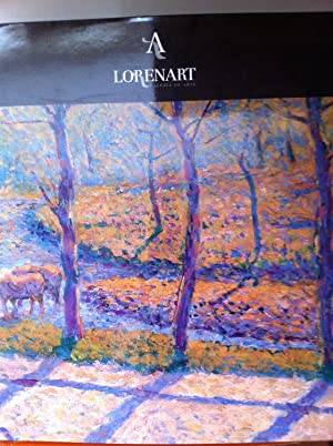 LORENART. Galeria de arte: ANTONI CLAVE /