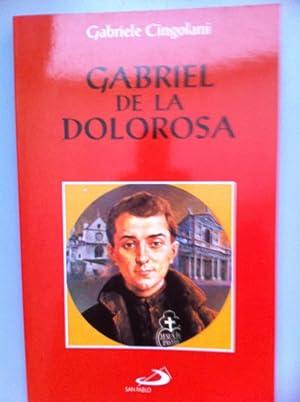 Gabriel de la Dolorosa. Una vida de enamorado: Cingolani, Gabriele (licenciado en teología)